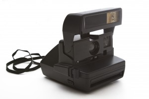 Polaroid Camera for before and after shots
