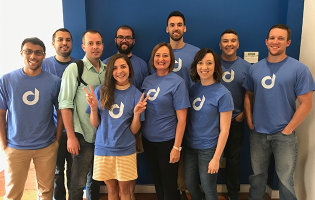 Device Magic team - best places to work in the Triangle