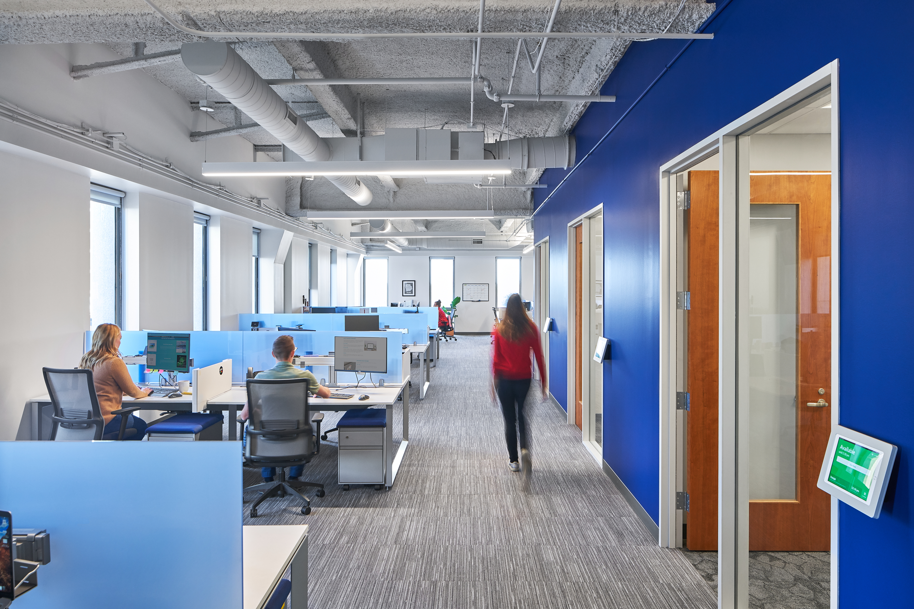 Device Magic main office interior in Raleigh, NC